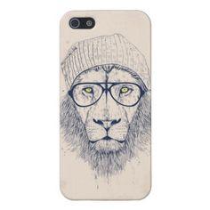 Cool lion iPhone SE/5/5s case