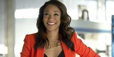 The Flash: Iris West Actress Wraps Season 3 Filming