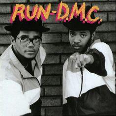 """#25. """"Run-DMC""""  ***  Run-DMC   (1984)"""