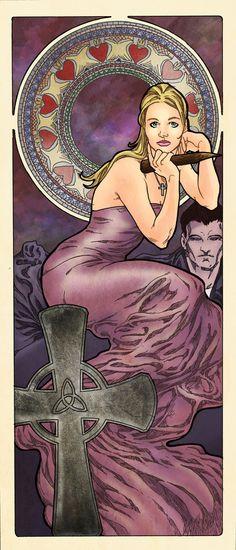 Buffy the Vampire Slayer - Phillip Sevy