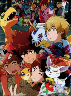 ☆ I am Commander Mars ☆, Digimon Adventure Tri