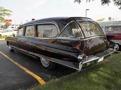 1961 Cadillac Hearse