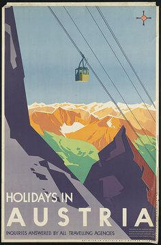 Holidays in Austria by Boston Public Library, via Flickr