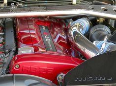 Nissan Skyline R34 RB26DETT