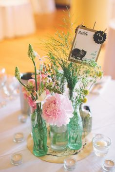 Photo Credit: The Nickersons | Blooms: Bespoke Decor