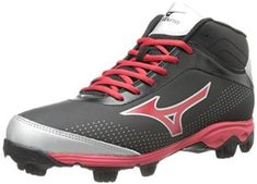 5a54f48b47f Mizuno Men s 9-Spike Franchise 7 Mid Baseball Cleat Men s Softball