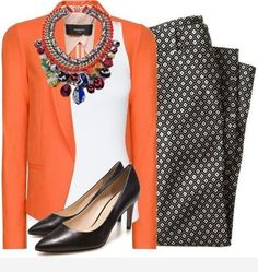 Shop the Look from AmyLundbergMarketing on ShopStyle: Shop the Look - Outfits for Work Casual Work Outfits, Business Casual Outfits, Professional Outfits, Mode Outfits, Work Attire, Stylish Outfits, Fall Outfits, Fashion Outfits, Womens Fashion