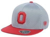 hot sale online 607f8 cb25a Ohio State Buckeyes Stretch Fitted Hats and Caps