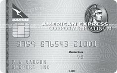 compare qantas frequent flyer visa credit cards