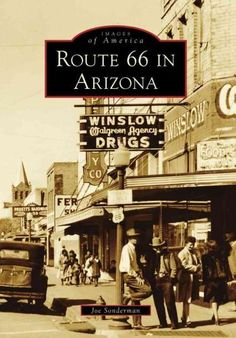 Route 66 in Arizona is a ribbon tying together spectacular natural attractions such as the Grand Canyon, the Petrified Forest, the Painted Desert, and the Meteor Crater. There were plenty of man-made Route 66 Arizona, Old Route 66, Route 66 Road Trip, Historic Route 66, Travel Route, Travel Usa, Arizona State, Travel Info, Road Trips