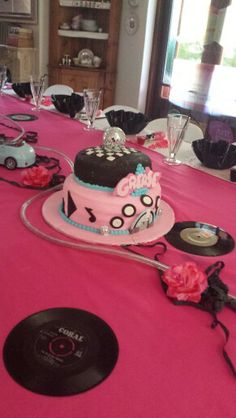Grease party