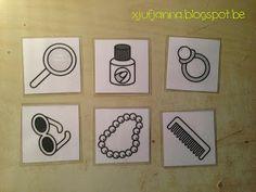 Handtasjesspel (foto 2) voor uitleg zie xjufjanna.blogspot.be