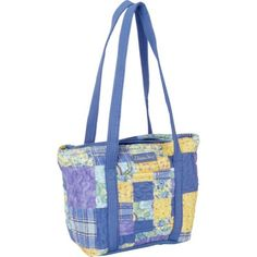 Donna Sharp Leah Tote - Quilted (Lemon Drop) >>> To view further for this item, visit the image link.