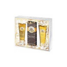 Roger & Gallet Bois D'Orange Cadeau 100 + 50 + 50 ml  - Vente en ligne!