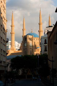 Beirut: soon.