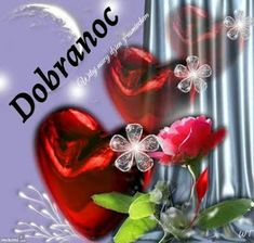 Good Night, Happy Birthday, Flowers, Polish, Facebook, French Tips, Nighty Night, Happy Brithday, Vitreous Enamel