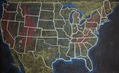 5th Grade: History; US Geography: 48 contiguous states with the 25 most populous cities.