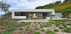 Midden Garden Pavilion by Metropolis in South Africa