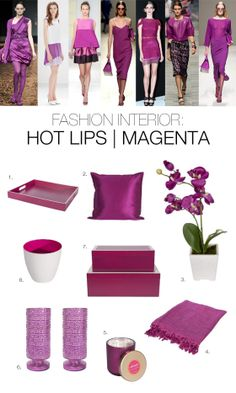 Fashion Interior Embellishment