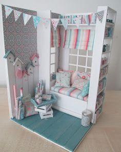 MarEven dollhouse: October 2015