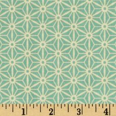 riley blake sidewalks geometric teal