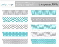 washi tape digital clip art digital washi tape by designscraps, $3.50