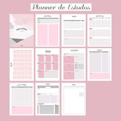 No vídeo de hoje, trouxe 6 dicas de como organizar a sua rotina de limpeza semanal. Dá o play! Planner 2018, Mom Planner, Agenda Planner, Study Planner, School Planner, Planner Pages, Planner Stickers, Bujo Planner, Bullet Journal Monthly Log