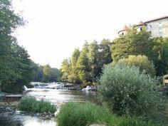 Žužemberk, river Krka #Slovenia