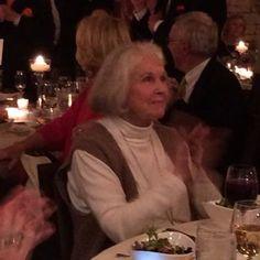 4/16/14 11:07a Photo of Doris Day inside the Quail Inn in Carmel, Cali last week to celebrate her 90th birthday
