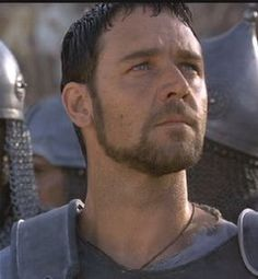 """""""My name is Maximus Decimus Meridius, commander of the Armies of the North, General of the Felix Legions, loyal servant to the true emperor, Marcus Aurelius. Father to a murdered son, husband to a murdered wife. And I will have my vengeance, in this life or the next.""""  -General Maximus"""