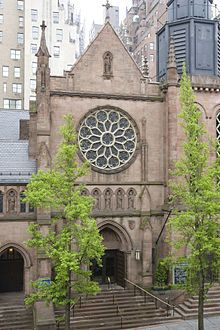 st. james episcopal church new york city
