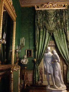 Pitti Palace interior, Florence, Italy - (AP16)