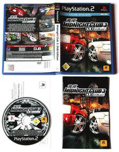 Midnight Club 3 DUB Edition für Playstation 2,PS3,in OVP!