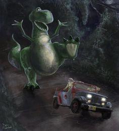 Jurassic Toy Park