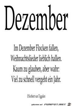 dezember Source by Lenalui Christmas Cards, Xmas, Learn German, Winter Wonder, Happy Quotes, Poems, Bullet Journal, Sayings, Verse