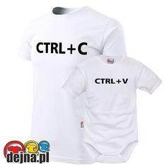 Komplet CTRL+C oraz CTRL+V prezent z własnym nadrukiem