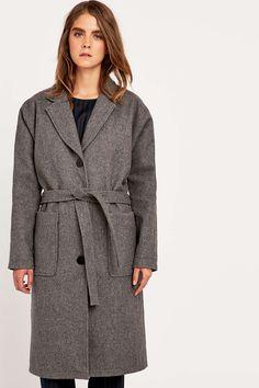 Libertine-Libertine Hark Tie-Up Coat