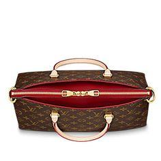 Louis Vuitton & LV Monogram Pallas. 216$