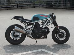 '88 Ducati 750 Sport - JvB Moto   Pipeburn.com