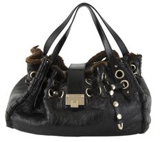Preownedhandbags Co Uk Jimmy Choo Patent Leather Handbag