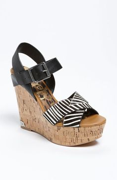 Sam Edelman 'Sasha' Wedge Sandal available at Nordstrom