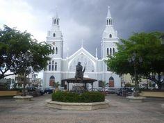 Aguadilla's Church, Puerto Rico