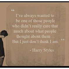 Harry styles, one direction, and quote image. Harry Styles Quotes, Harry Styles Mode, Harry Styles Imagines, Harry Edward Styles, Harry Styles Crying, Style Quotes, 1d Quotes, One Direction Quotes, Harry Styles Wallpaper
