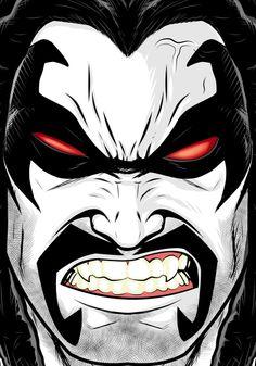 Lobo The main man by Thuddleston.deviantart.com on @deviantART