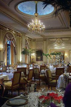Paris at The Four Seasons George V