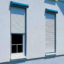 For those of you who have not yet been to Germany, let me tell you about one of their greatest inventions! They are called Rolladen Rolling Shutters. Indoor Shutters, Roller Shutters, Cement Steps, Dog Washing Station, Solar, Great Inventions, Earthship, Walk In Pantry, Windows And Doors