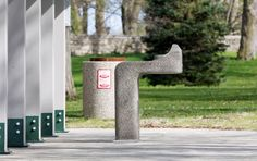 North Aurora Island Park in Illinois recently installed our Haws Universal Access Concrete Drinking Fountain as part of the picnic and grilling area overlooking the beautiful Fox River. Just in time for summer!    Could your park use one?  http://www.belson.com/cdf1.htm