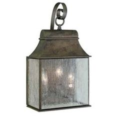 galvanized outdoor lighting fixtures   Outdoor Wall Lighting Up To 50% Off   Exterior Sconces, Light Fixtures ...
