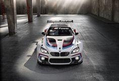BMW M6 GT3 (Foto: BMW)