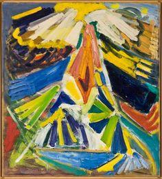 Svavar Gudnason ( 1909- 1988 ) Island. Cobra.